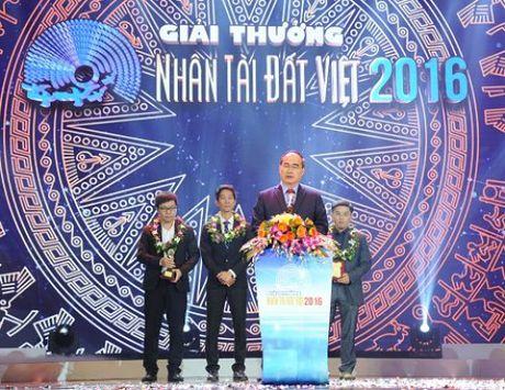 """Nhan tai Dat Viet dong hanh cung dat nuoc de khoi nghiep sang tao"" - Anh 1"