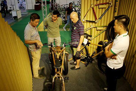 Doc dao xe dap bang tre cua Viet Nam duoc the gioi nguong mo - Anh 1