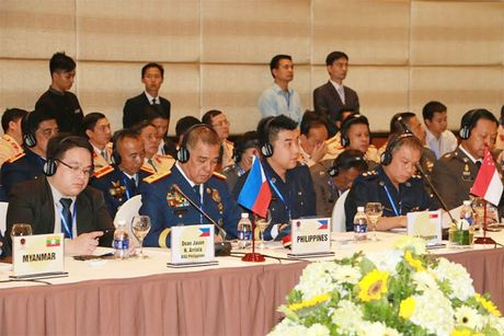 Khai mac Dien dan Canh sat giao thong ASEAN - Anh 3