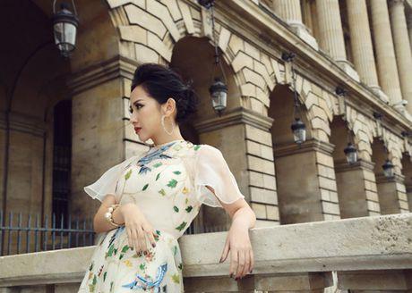 Bi quyet giup nu fashionsta Tram Nguyen toa sang giua kinh do thoi trang Paris - Anh 10