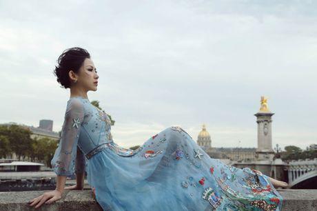 Bi quyet giup nu fashionsta Tram Nguyen toa sang giua kinh do thoi trang Paris - Anh 5