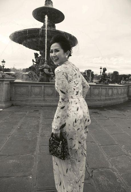 Bi quyet giup nu fashionsta Tram Nguyen toa sang giua kinh do thoi trang Paris - Anh 9