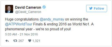 Tennis 24/7: Murray duoc VIP, SAO chuc mung toi tap - Anh 2