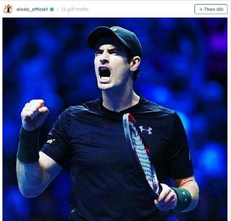 Tennis 24/7: Murray duoc VIP, SAO chuc mung toi tap - Anh 3