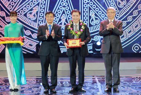 Cong trinh KH&CN xuat sac dat giai nhat Nhan tai Dat Viet 2016 - Anh 1