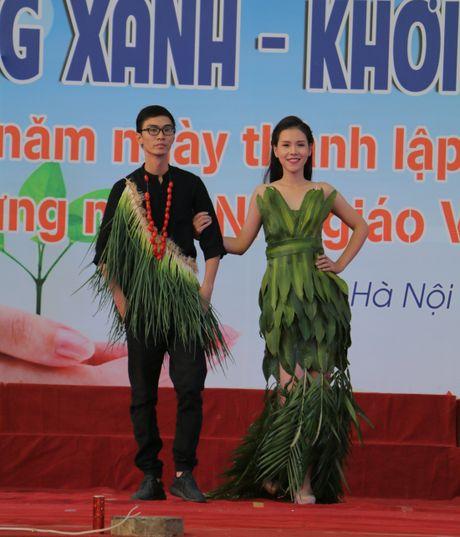 Dai hoc Dai Nam tung bung ngay hoi tri an nha giao - Anh 4