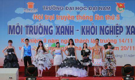 Dai hoc Dai Nam tung bung ngay hoi tri an nha giao - Anh 7