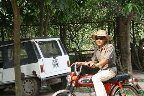 Den cu lao Phuoc Thien ngam xe co doc la - Anh 6
