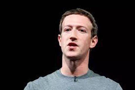 Ty phu Mark Zuckerberg len ke hoach chong tin gia tren Facebook - Anh 1