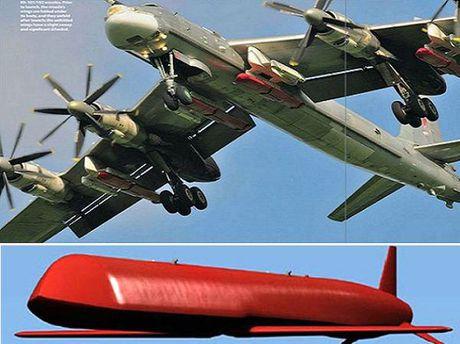 Phuong Tay khiep so sieu ten lua Kh-101 cua 'ong lao' Tu-95MS - Anh 1