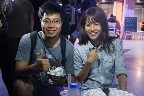 Tieu thuyet 'Anh khong la con cho cua em' len phim - Anh 9