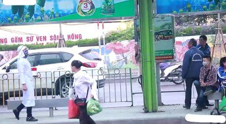 Co quan Cong an moi 5 doi tuong len lam viec - Anh 2