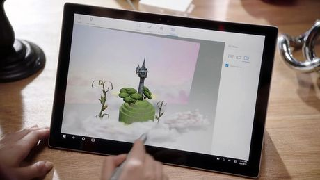 Paint 3D xuat hien tren Windows 10 Insider Preview - Anh 1