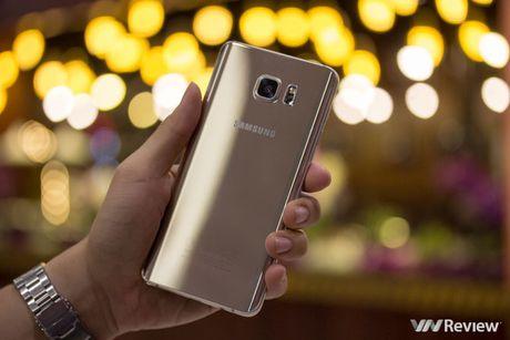 Samsung bat dau phat trien Android Nougat cho Galaxy Note 5, Galaxy Tab S2 - Anh 2