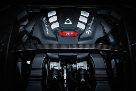 Ra mat Alfa Romeo Stelvio 2018, lam lu mo Porsche Macan Turbo! - Anh 7