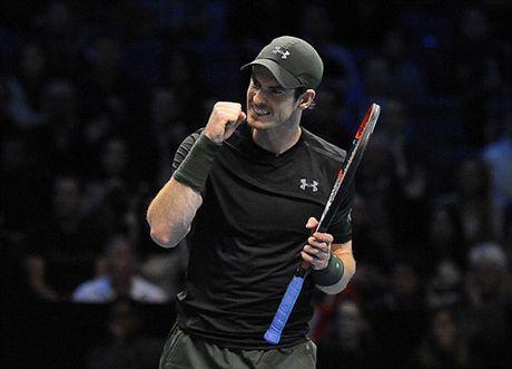 Nole thua chong vanh, Murray len ngoi ATP World Tour Finals - Anh 1