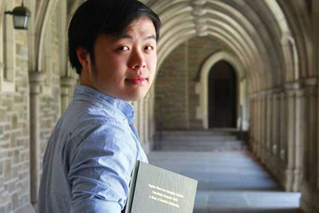5 nam sinh Viet Nam o Dai hoc Harvard - Anh 1