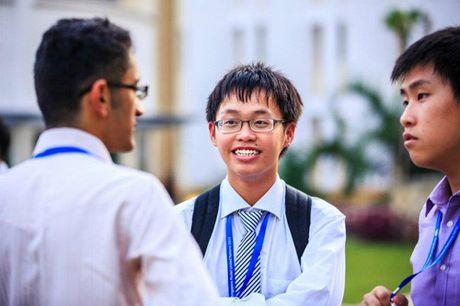 5 nam sinh Viet Nam o Dai hoc Harvard - Anh 4