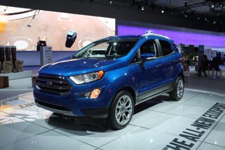 Ford EcoSport 2018 chinh thuc ra mat - Anh 1