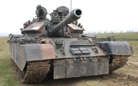 Ban nang cap cuc manh cua xe tang T-55 da tung danh bai M1 Abrams - Anh 1