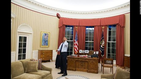 8 nam lam Tong thong My cua Barack Obama qua 100 buc anh (Phan 3) - Anh 14