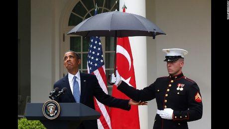 8 nam lam Tong thong My cua Barack Obama qua 100 buc anh (Phan 3) - Anh 8