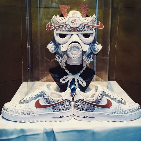 Ngam nhin nhung 'chien loi pham' tin do thoi trang kiem duoc tai #sneakerfest - Anh 11