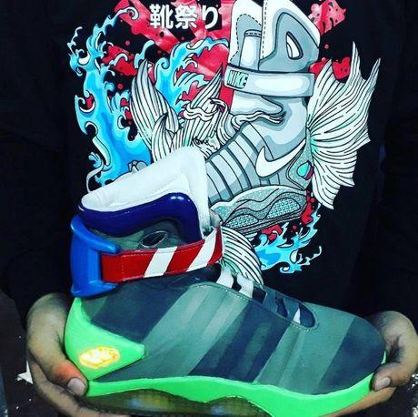 Ngam nhin nhung 'chien loi pham' tin do thoi trang kiem duoc tai #sneakerfest - Anh 16