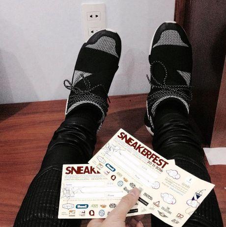 Ngam nhin nhung 'chien loi pham' tin do thoi trang kiem duoc tai #sneakerfest - Anh 5