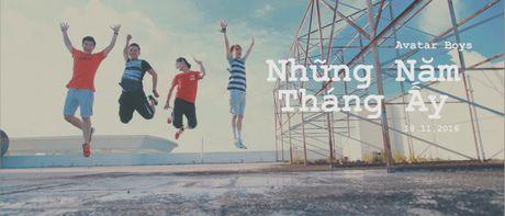 Mac chan thuong do tai nan, Huynh Anh bat chap nguy hiem hoan thanh MV moi - Anh 4