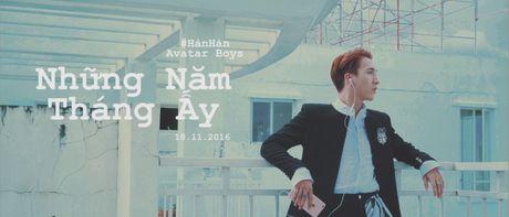 Mac chan thuong do tai nan, Huynh Anh bat chap nguy hiem hoan thanh MV moi - Anh 5