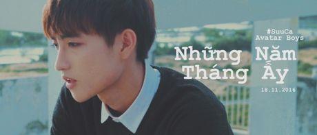 Mac chan thuong do tai nan, Huynh Anh bat chap nguy hiem hoan thanh MV moi - Anh 7