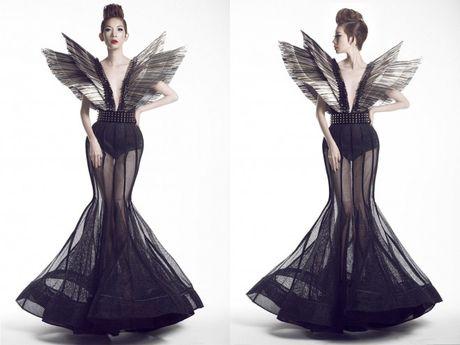 NTK Do Manh Cuong cung 'black list model' se gop mat vao 'bua tiec' thoi trang hoanh trang nhat nam - Anh 1