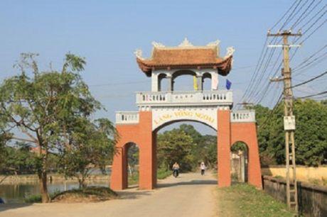 Xa Vong Xuyen- Ha Noi: Day manh phat trien kinh te - xa hoi - Anh 1