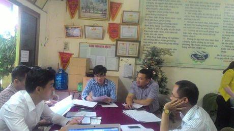 LDLD tinh Thai Nguyen: Giam sat viec thuc hien BHXH, ATVSLD va Quy che DCCS - Anh 1