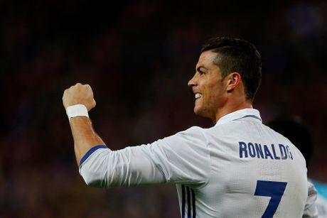 Ronaldo: 'Noi la viec cua cac ban, choi bong va ghi ban la viec cua toi' - Anh 2