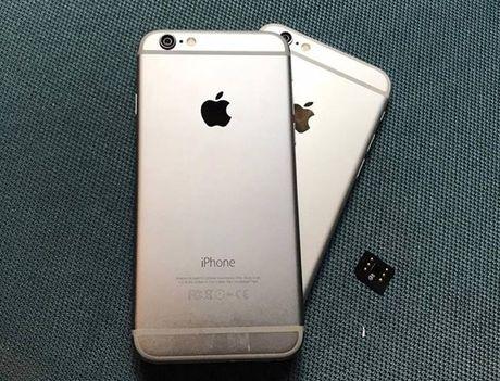 iPhone 6 khoa mang Nhat gia 4,9 trieu dong ve TP.HCM - Anh 1