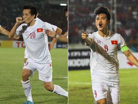 AFF Cup 2016: Viet Nam thang chu nha! - Anh 1