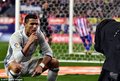 Anh che Ronaldo mung ban thang theo trao luu dung hinh - Anh 2