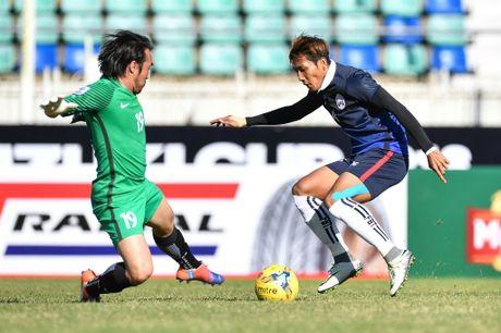 Tien dao Campuchia ghi ban nhu Messi duoc ca ngoi tren may - Anh 1