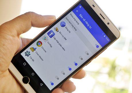 Intex Aqua View: Smartphone An Do gia re co cam bien van tay - Anh 4
