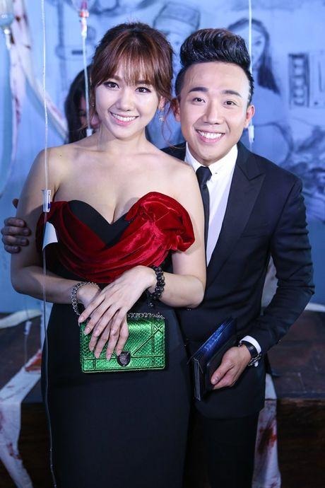 Hari Won va Tran Thanh se lam dam cuoi ngay 25/12 - Anh 2
