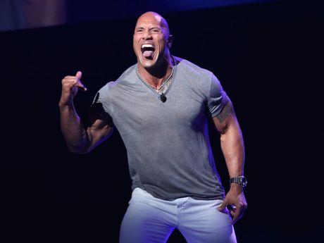 The Rock va nhung ngoi sao dung sau phim hoat hinh 'Moana' - Anh 4