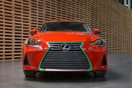 Lexus hop tac cong ty tuong ot san xuat mau xe dac biet - Anh 1