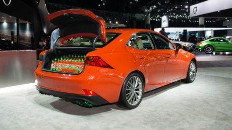 Lexus hop tac cong ty tuong ot san xuat mau xe dac biet - Anh 4