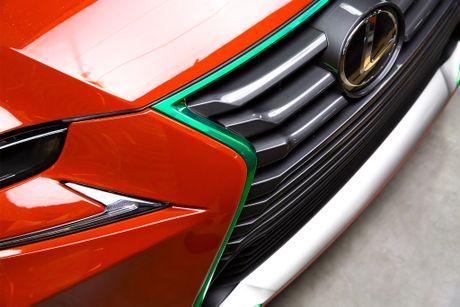 Lexus hop tac cong ty tuong ot san xuat mau xe dac biet - Anh 5