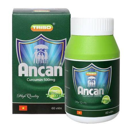 Phat cong ty Trieu Son vi quang cao san pham Ancan tac dung nhu thuoc chua benh - Anh 1