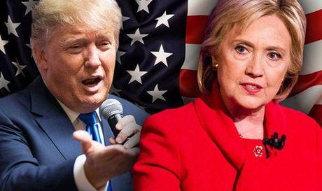 Hillary hon Trump 1,5 trieu phieu pho thong - Anh 1