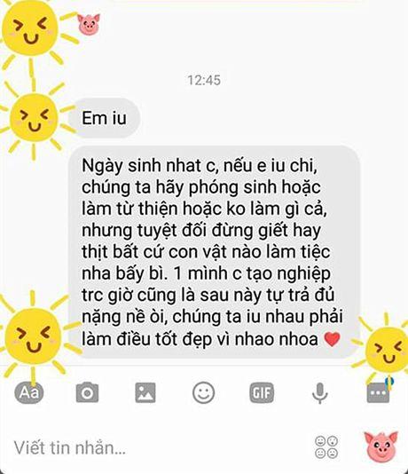 Thuy Tien duoc khen nuc no vi dan fan khong sat sinh - Anh 1