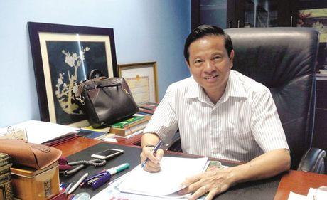 Nguyen Bo truong: Con suc ma nghi huu thi rat phi - Anh 1